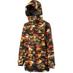 Went from full ninja to sun camo this year—CK  Burton Prowess Jacket - Women's