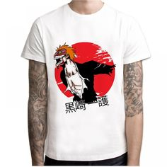 Everything on SALE & Free Worldwide Shipping! Bleach Vizard t shirt Men Price: $ 24.00 & FREE Shipping #toys Male T Shirt, Shirt Men, My Outfit, Bleach, This Or That Questions, Nerd, Boys, Anime, Free Shipping