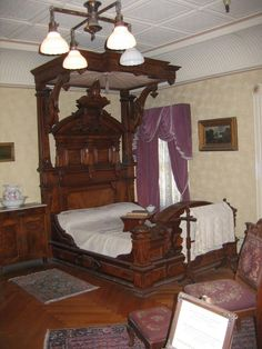 best bed ever winchester mansion