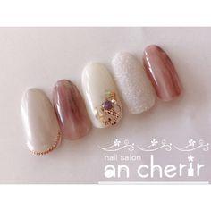 Bride Nails, Wedding Nails, Garra, Pretty Nails, Fun Nails, Nail Art Photos, Finger, Chrome Hearts, Classy Nails