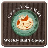 Come and Play at this week's Kids' Co-Op Activity Link Party! Tons of amazing activities for you and your children!