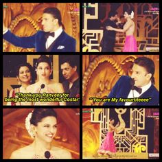 Deepika-Ranveer moments from Screen Awards | PINKVILLA