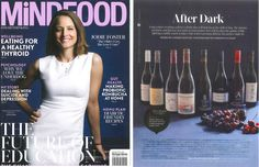Lovely inclusion of RUA Pinot Noir 2015 in July's Edition of Mindfood magazine! These long winter evenings definitely call for a Pinot Noir…