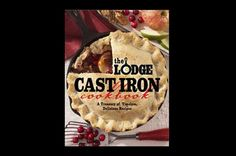 An acclaimed best-seller, the Lodge Cast Iron Cookbook is holiday gift any cook would love to receive. Two-hundred recipes, including Entrees, desserts, soups, stews, breads and Camp Dutch Oven Cooking!