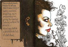 sketchbook...