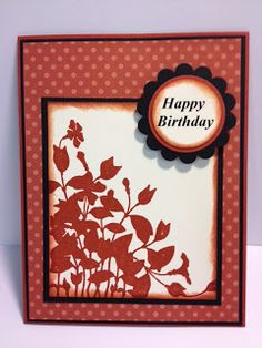 Rubber Stamping, Stamped Cards, Gifts and Craft items many with detailed instructions so you can make your own! Great place for ideas for Hostess Gifts, Make & Takes, Stamp Camps and Craft Fairs! Birthday Presents For Girlfriend, Birthday Wishes For Sister, Cool Birthday Cards, Friend Birthday, Birthday Ideas For Her, Birthday Love, Cards For Friends, Friend Cards, Stampin Up Cards