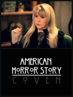 Stevie Nicks #AHS #Coven