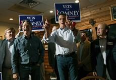 #25 #prezpix #prezpixmr election 2012 candidate: Mitt Romney publication: USA Today photographer: Win McNamee, Getty Images publication date: 3/12/12
