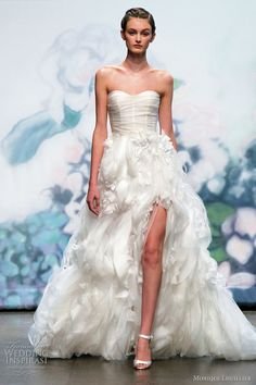 I don't think I would ever wear this, but it is a gorgeous dress