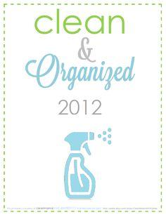 Clean + Organized – Quick Clean