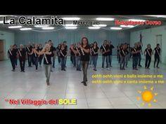 LA CALAMITA - Merengue - Ballo di gruppo 2016  - G. Foscoli band - Easyd...