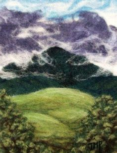 """""""Storm's A'Comin"""" by Tracey McCracken Palmer of Bonnieblink Studio"""