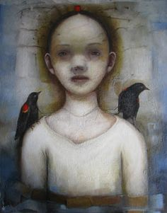 .what the birds told her.