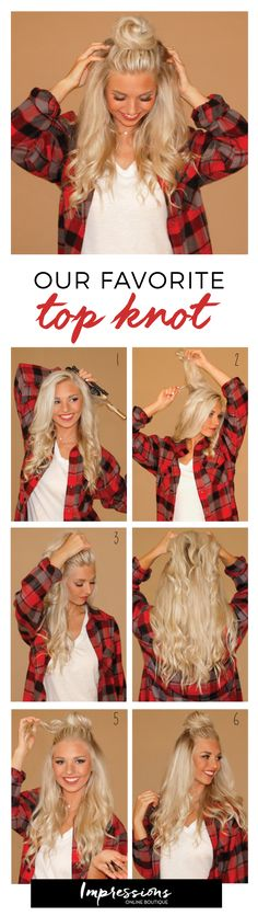 Our most requested hair tutorial...EVER!