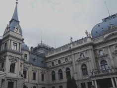 Palace Poznanskiego, Lodz, Poland