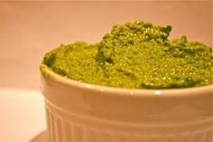 Whole Foods: Pesto Sauce recipe- Add On #freezercooking #pesto #homemade