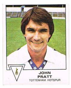 John Pratt of Tottenham Hotspur - Football 80 - Panini - English & Scottish Leagues Tottenham Football, Mirrored Sunglasses, Mens Sunglasses, Tottenham Hotspur, Football Season, Baseball Cards, Sports, Hs Sports, Men's Sunglasses