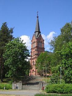 Keuruun kirkko 2006