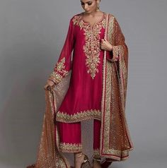 Price: pkr Without dubata work cost: World wide Delivery In Pakistan Half payment in advance International countries pay Payment in Advance Contact us on wat's app ☎️ Shadi Dresses, Pakistani Formal Dresses, Pakistani Dress Design, Pakistani Outfits, Indian Dresses, Indian Outfits, Indian Designer Outfits, Designer Dresses, Pakistani Couture