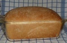 This came from my Mom and it is a very good tasting bread. The waiting time is much longer than the preparation time, but it is worth waiting for. Sourdough Bread Starter, Sourdough Recipes, Bread Recipes, Cooking Recipes, Yeast Bread, Our Daily Bread, Fresh Bread, Fermented Foods, Bread Baking