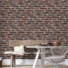 17 Meilleures Images Du Tableau Papier Peint Brique Bricks Home