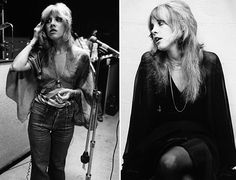 Every gal's got a little bit of Stevie Nicks in her.