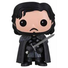 Figurine Jon Snow (Game Of Thrones) - Figurine Funko Pop http://figurinepop.com/jon-snow-game-of-thrones-funko