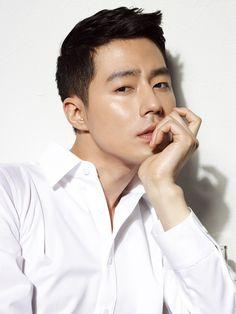 Jo In Sung for Harper's Bazaar Man Korea