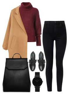 """""""Untitled #347"""" by myriamsarah on Polyvore featuring BY. Bonnie Young, MANGO, J Brand, Max&Co., CHARLES & KEITH and CLUSE"""