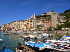 PORTO VENERE:  Doria Quay (Calata Doria) http://destinationfiction.blogspot.ca/2015/03/porto-venere-and-gulf-of-poets.html