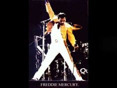 """QUEEN ~ """"THESE ARE THE DAYS OF OUR LIVES"""". Freddie Mercury's last recorded song. It wasn't performed live until after his death."""