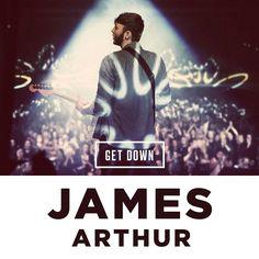 James Arthur - 'Get Down'