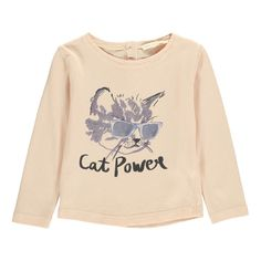 Cat Power Baby T-shirt-product