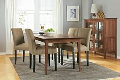 Adams - Adams Table by the Inch - Dining Tables by the Inch - Custom - Room & Board
