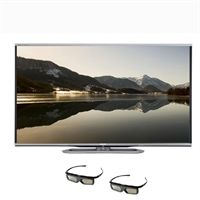 SHARP Sharp 70-inch LED TV- LC-70LE857U Aquos 1080p 240Hz Smart 3D HDTV with 2 pair of 3D Glasses Review Buy Now