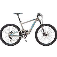 GT Helion Expert 2016 Mountain Bike - Raw - Medium (EX DISPLAY)  Price Β£2299.99