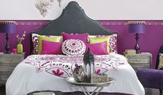 Estilo marroquino quarto