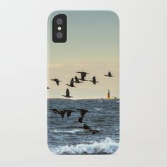 Flying flock of cormorants iPhone Case by Tapuphoto Cool Phone Cases, Iphone Cases, Best Phone, Flocking, Art, Art Background, Kunst, Iphone Case, Performing Arts