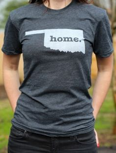Oklahoma Home T-shirt, this will be mine