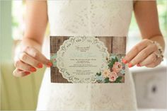 Mint-And-Peach-Vintage-Bridal-Shower-Invitations