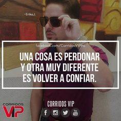 No se confundan.! ____________________ #teamcorridosvip #corridosvip #quotes #frasesvip