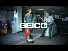 CLEVER! You Can't Skip GEICO's Newest Commercial… Because It's Already Over!   PerezHilton.com