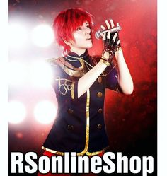 Hi friends! We have in stock a uniform Otoya Ittoki from game Uta no prince-sama! This cool jacket and gloves waiting for the new owner Costume includes: jacket with trim and straps gloves. Size: M. Height: 165-175 cm. gloves size: 7  Check out#etsypage http://ift.tt/1qo1NQy #Cosplayer- Leo X-akuma  #cosplayforsale#cosplay#cosplaysale#cosplaycostume#anime#animecosplay#cosplayprops#cosplaywip#cute…