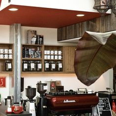 Ritual Coffee at Flora Grubb Gardens; San Francisco | Food & Wine