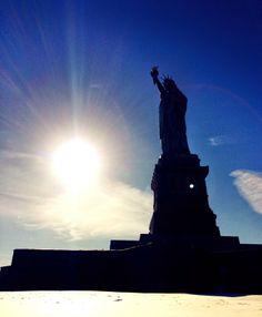 Statue Of Liberty www.travelfoodfilm.com