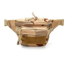 Outdoor Camping Waist Bag Pack Shoulder Belt Pouch Haversack Molle System Multifunction  Worldwide delivery. Original best quality product for 70% of it's real price. Buying this product is extra profitable, because we have good production source. 1 day products dispatch from...