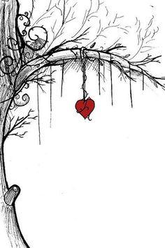 Inspirational artwork.  Unknown artist. An Urban Art District favorite!  #Zentangle Patterns #Valentine Day