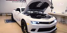 Is this supercharged Camaro 1LE a better bang-for-the-buck than a ZL1?