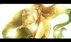 Just kiss me by Queen-Zelda on DeviantArt