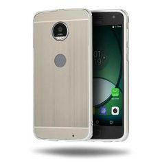 Motorola MOTO Z Play Bushedl Aluminum Phone Case XT1635 – SaviCat